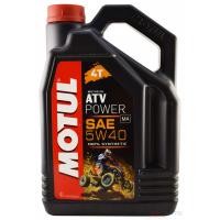 Масло MOTUL  ATV Power 4T 5W40 4л 105898