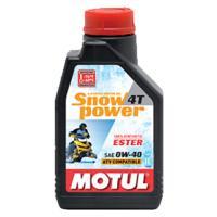Масло мотор Snowpower 2T 1л