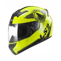 Шлем (интеграл) FF352 ROOKIE FAN HI-VIS YELLOW XL