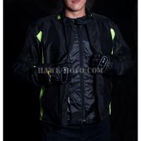 Куртка муж.текстиль, летняя чер. Rain Man  (L)