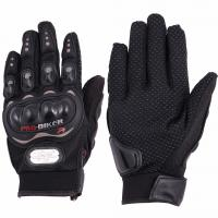 Перчатки MCS-01 black XL