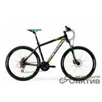 В-д Merida Big 7 20MD 17'' 15'' Matt Black(white/green)
