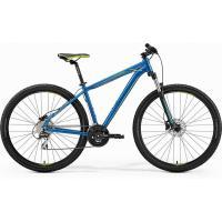 В-д Merida Big Nine 20-D 21''XL '19 Blue/Green (29'')