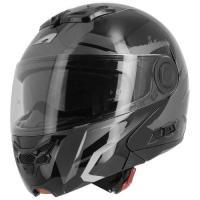 Шлем (модуляр) Astone RT800 Energy (черный/белый) L