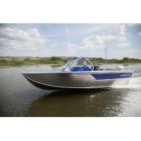 Лодка САЛЮТ 430 NL с дополнительными опциями