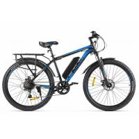 Велогибрид Eltreco ХТ800 черно-синий