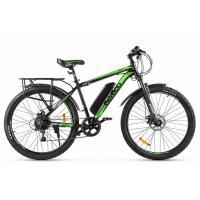Велогибрид Eltreco ХТ800 черно-зеленый