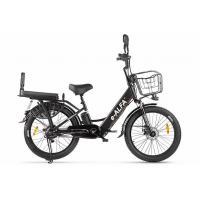 Велогибрид e-ALFA Fat черный-2160