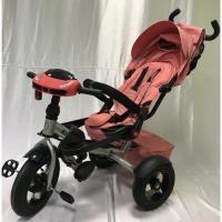 Велосипед 3-х кол A12M TM KIDS Pink (розовый) 6088