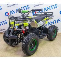 ATV Classic 1000w электро (детский) зеленый (ананас)