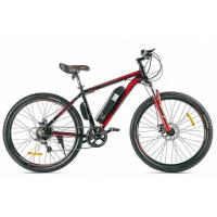 Велогибрид Eltreco ХТ600 D черно-красный-2386
