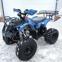 Motoland FOX 125 синий
