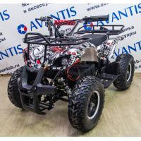 ATV Classic 1000w электро (детский) красный (хип-хоп)