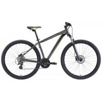 В-д Merida Big Nine 15-D 21''XL '20 SilkAnthracite/Green/Black (29'')