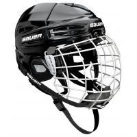 Шлем хоккейный BAUER IMS 5.0 Combo (II) BLK р.L черный
