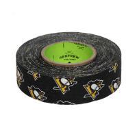 Лента хоккейная RENFREW 24мм х 18 м (pittsburgh penguins)