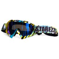 Очки Кроссовые STAREZZI GOGGLES MX HAWAII BLU 157-808