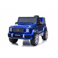 Mercedes-Benz G63 Small BBH-0002 Синий краска