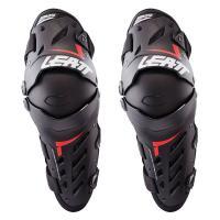 Наколенники Leatt Dual Axis Knee & Shin Guard black/Red XXL