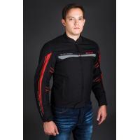 Куртка текстильная FORTRESS BLACK ( M (48))