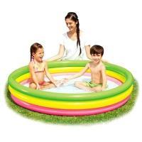 Бассейн надувной детский 152х30см bestway