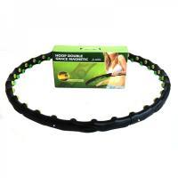 Обруч массажный Hoop Double  Grace Magnetic (смагн. вставками) 1,35кг