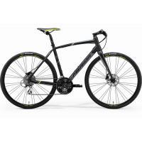 В-д Merida Speeder 100 52cm SM '19 MattBlack/Yellow/Grey (700C)