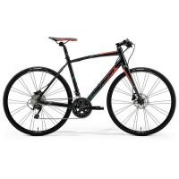 В-д Merida Speeder 90 SM(52cm) '19 Black/Red/Green (700C)
