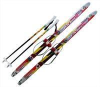 Комплект лыжный кабельное крепление 110
