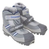 Ботинки лыжные р.34-35 SPINE Baby 101 (NNN)