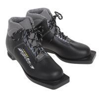 Ботинки лыжные р.37 SPINE Cross кожа  (NN75)/Comfort 35