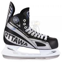 КХ4 Коньки хоккейные OTTAWA р.42