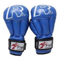 Перчатки для Рук. боя FIGHT-1, 12oz, и/к, р.M (синий) С4ИХ12 РЭЙ-СПОРТ