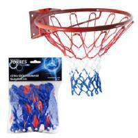 Сетка баскетбольная цветная (пара) 6001/4516