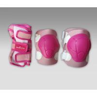 Роликовая защита MaxCity COLOR розовый p.S