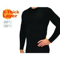 Комплект мужской Mottomo X-Thick Layer XL черный