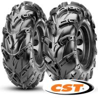 Комплект покрышек CST Wild Thang CU05 6PR 26x9-12/26x11-12