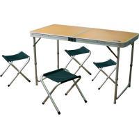 Стол CW Convent Table Mini Plus 4, 65см, 6.5кг+4стула TC-019
