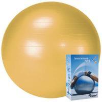 Мяч гимнастичекий ESPADO полумассажный 55см антивзрыв зеленый ES3224