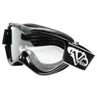 Очки для мотокросса VEGA (стандарт) черные матовые