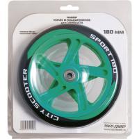 Набор колес и подшипников для самоката 180мм