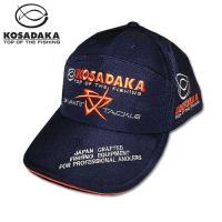 Бейсболка Kosadaka Smart Tackle джинса черная