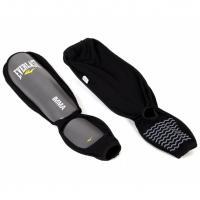 Защита голени и стопы MMA PU L/XL