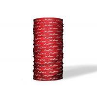 Бандана многофункциональная из микрофибры (красный) АЙКО