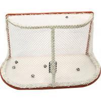 Сетка хоккейная с гасителем (капрон) 4*2, гасит. 1.85*1.3