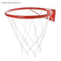 Кольцо баскетбольное №3 диам.295мм с упором (Т)