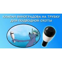 Клапан на трубку Виноградова