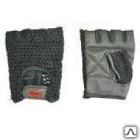 Перчатки для фитнеса и тяжелой атлетики AbC 2423  р.M