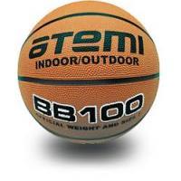 BB100 Мяч б/б ATEMI, р.3, резина, 8 панелей