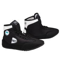 Обувь для единоборств GWB-3055  р.41 черный/белый Green Hill